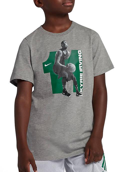 Nike® Boys 8-20 Kyrie Silhouette Tee