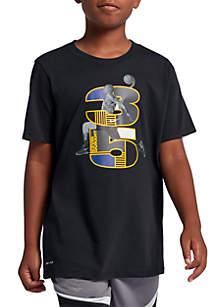 Nike® Boys 8-20 KD 36 Silhouette Tee