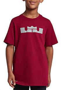 Nike® Boys 8-20 LeBron Basketball T-Shirt