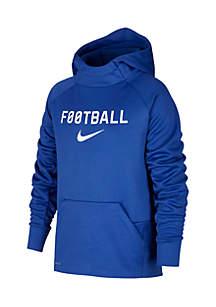 Boys 8-20 Training Pullover Hoodie