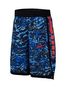 Nike® Boys 8-20 Shine On The Court Shorts