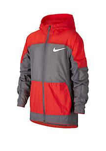 Nike® Boys 8-20 Woven Training Jacket