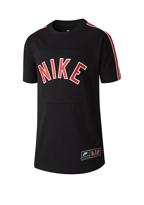 Nike® Boys 8-20 Heritage Short Sleeve T-Shirt