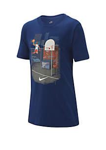 Nike® Boys 8-20 Basketball Photo T Shirt