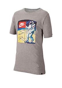 Nike® Boys 8-20 Moon Man Graphic Tee