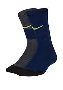 Nike® Boys Elite Crew Socks