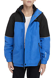 Boys 8-20 Colorblock Midweight Jacket