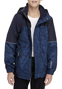 Boys 8-20 Crosshatch Midweight Jacket