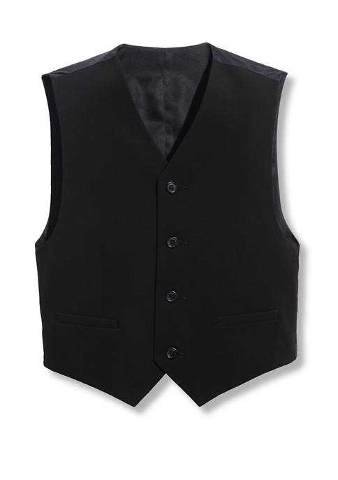 Calvin Klein Boys 8-20 Infinite Black Vest