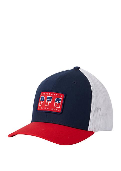 Columbia Boys 8-20 PFG™ Patch Mesh Cap