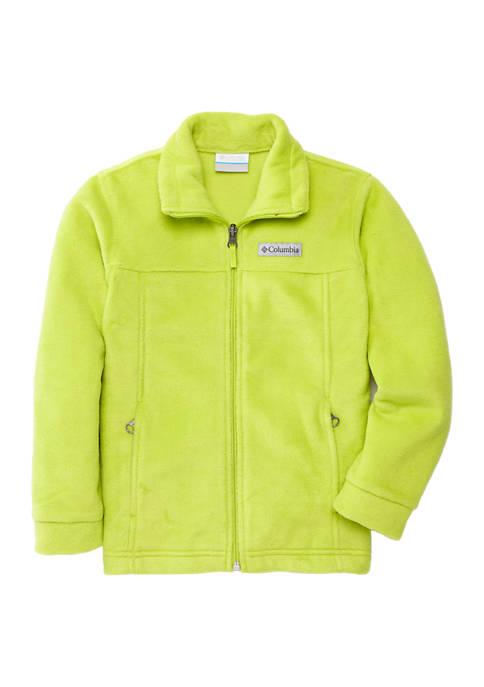 Boys 4-7 Steens Mountain Fleece Jacket
