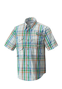 PFG Bonehead Button-Front Shirt Boys 8-20