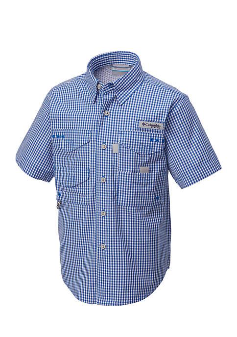Columbia PFG Bonehead Button-Front Shirt Boys 8-20