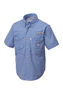 PFG Bonehead Button-Front Shirt Boys 8-20