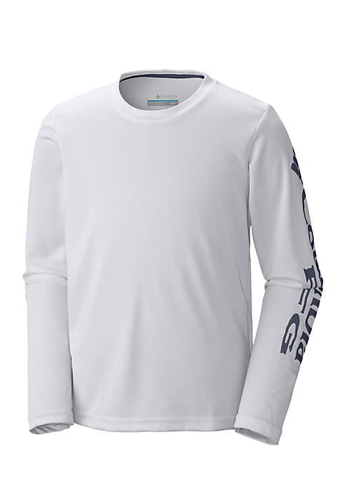 Columbia Boys 8-20 Long Sleeve Terminal Tackle T-Shirt