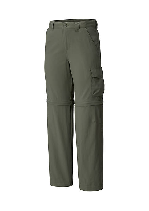 Columbia Boys 8-20 Silver Ridge III Convertible Pants