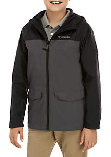 Boys 8-20 Rain-Zilla Jacket