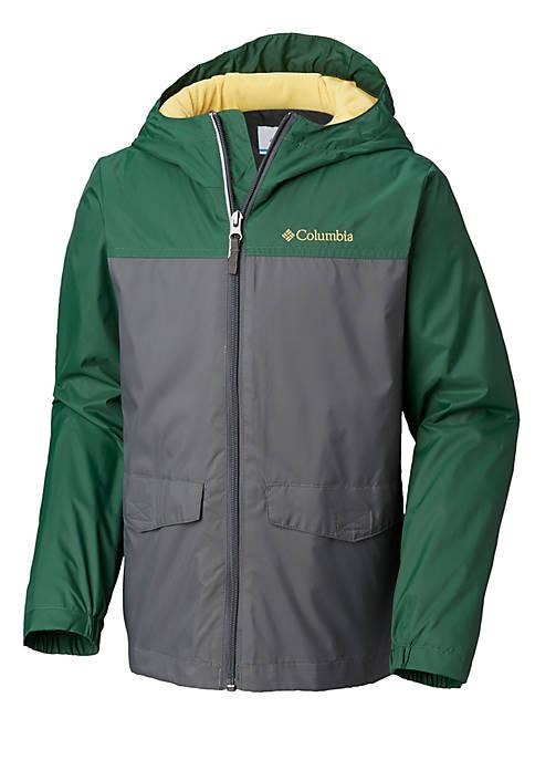 28a7c1334dbd Columbia Boys 8-20 Rain-Zilla Jacket