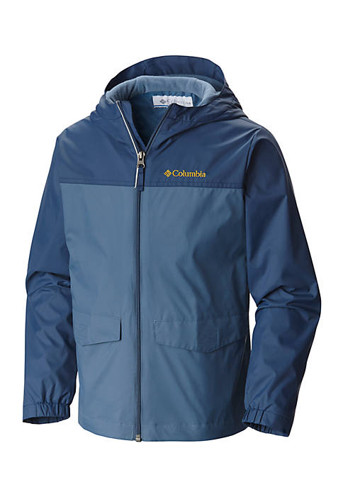 Columbia Boys 8-20 Rain-Zilla Jacket