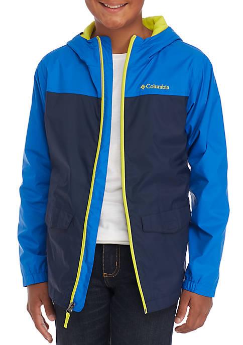 Columbia Boys 8-20 Rain-Zilla Jacket