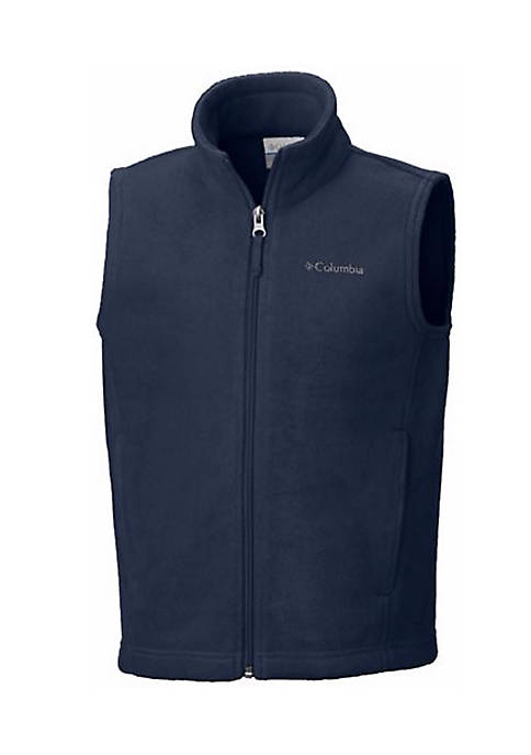 Columbia Steens Mountain Vest Boys 4-7