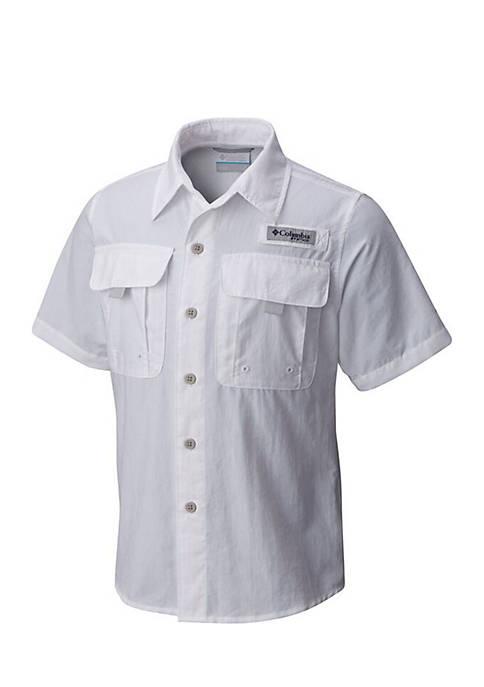 Short Sleeve Bahama Shirt Boys 8-20