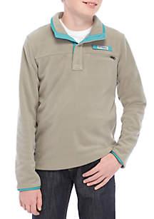 Harborside Zip Fleece Boys 8-20