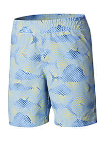 Columbia Super Backcast Water Short Boys 8-20