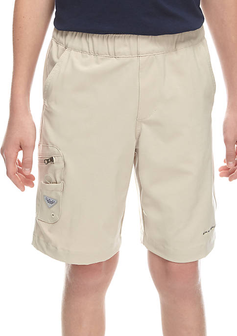 Columbia Boys 8-20 Terminal Tackle Shorts