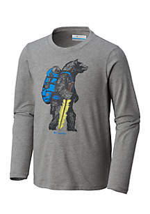 Boys 8-20 Animal Antics™ Long Sleeve Shirt
