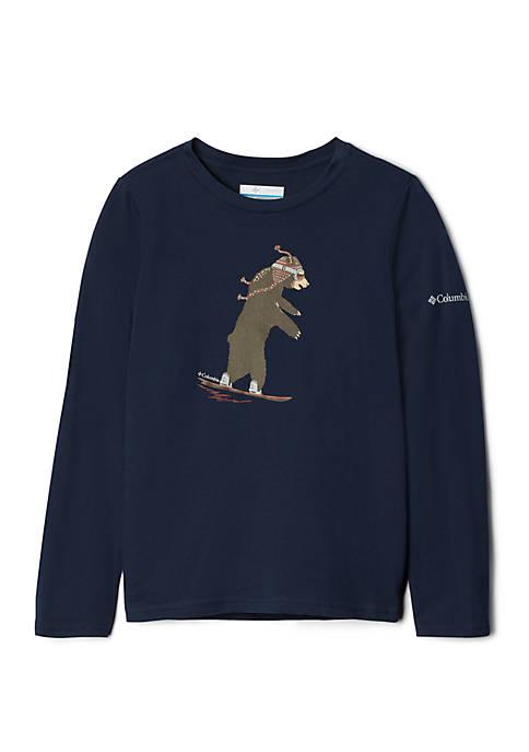 Boys 8-20 Animal Antics™ Long Sleeve Shirt