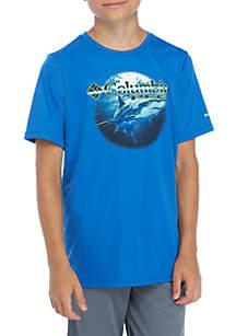 Boys 8-20 Short Sleeve PFG Rock Harbor  Shirt