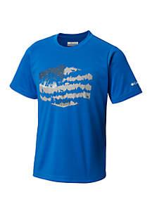 Columbia Boys 8-20 Peak Freak™ Short Sleeve Shirt