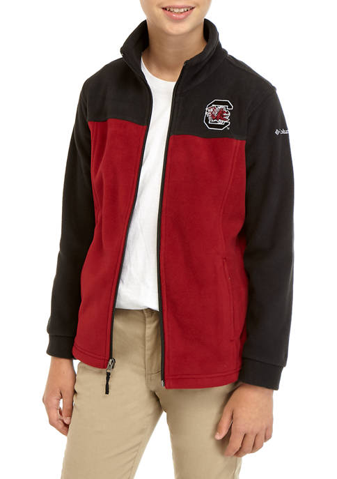Columbia Boys 8-20 NCAA Flanker Full Zip Jacket