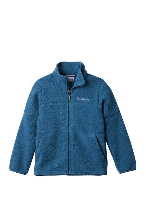 Columbia Boys 8-20 Rugged Ridge Fleece Jacket
