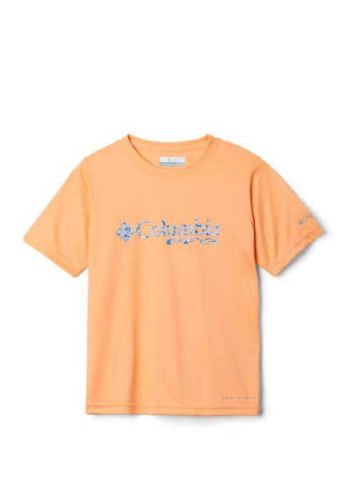 Columbia Boys 8-20 Printed Logo Graphic T-Shirt