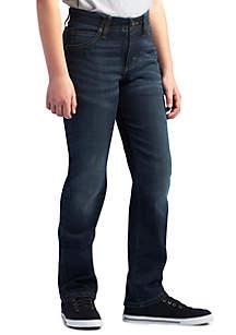 Boys 4-7 X-Treme Comfort Slim Husky Porter Jeans