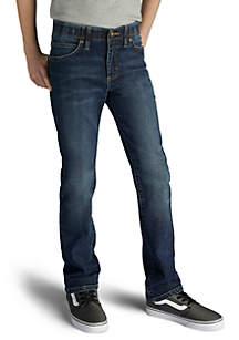 X-Treme Comfort Slim Fit Jeans Boys 8-20 Husky