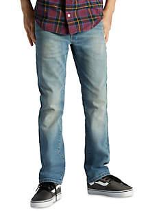 X-Treme Comfort Slim Fit Husky Jeans Boys 8-20