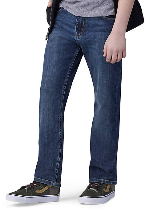 Lee® Boys 8-20 Boy Proof Straight Fit Husky