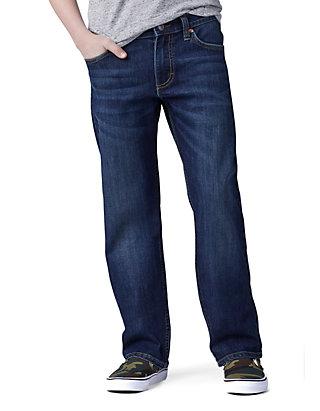 72cdb368 Lee® Boys 8-20 Boy Proof Straight Fit Husky Jean | belk