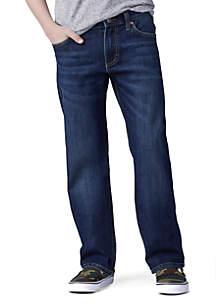 Lee® Boys 8-20 Boy Proof Straight Fit Husky Jean