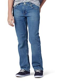 Lee® Boys 8-20 Huksy Boy Proof Regular Fit Jeans