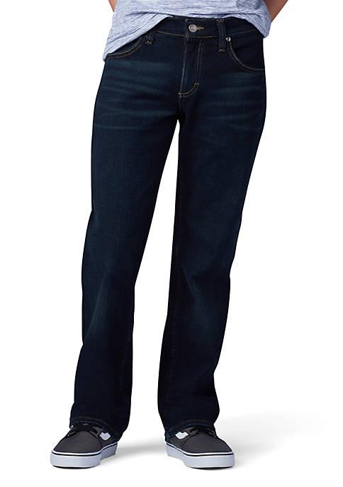 Boys 8-20 Husky Boy Proof Regular Fit Jeans