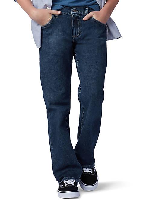 Lee® Boys 8-20 Husky Boy Proof Regular Fit