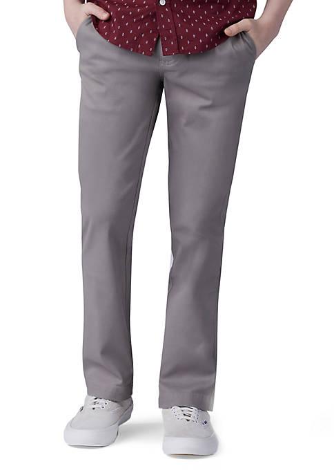 Lee® Boys 8-20 X-Treme Comfort Slim Chino Pants