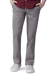 Boys 8-20 X-Treme Comfort Slim Chino Pants
