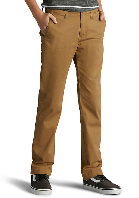 Lee® X-Treme Comfort Slim Fit Chino Khaki Pants
