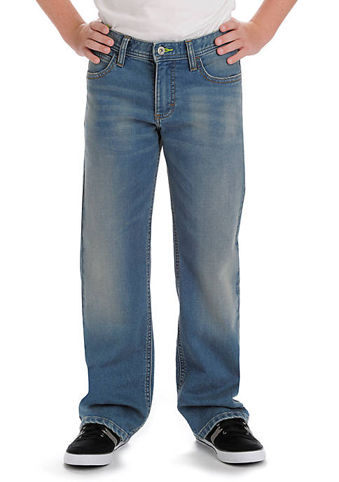 Lee® Boys 8-20 X Treme Comfort Straight Leg
