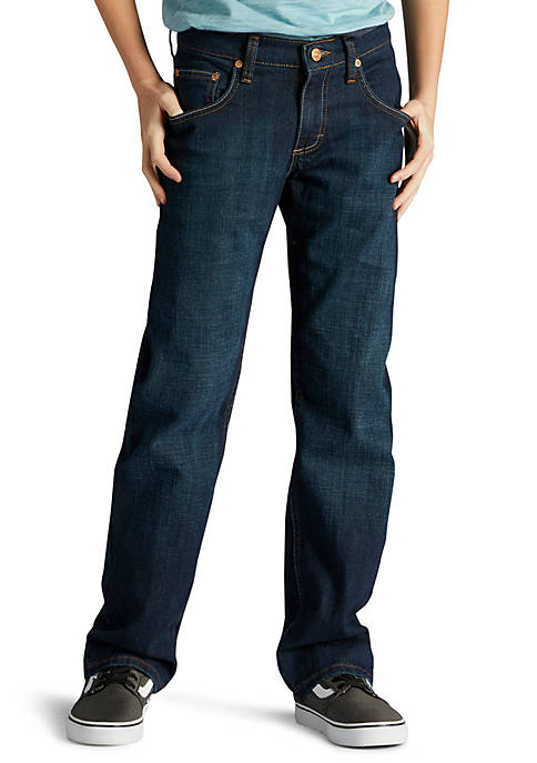 Lee® Straight Fit Jeans Boys 8-20